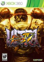 Jacquette Ultra Street Fighter 4
